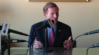 Richard Blumenthal endorsement interview