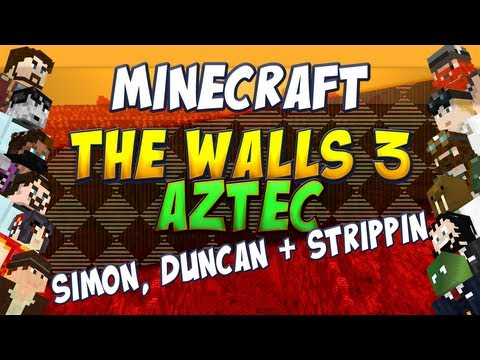 duncan - Our challengers fight for dominance in this new version of the minecraft mini-game! Check out the other perspectives here: Lewis, Rythian and Sips: http://yo...