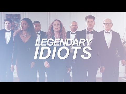 Video legendary idiots | part one [a legends of tomorrow crack vid] download in MP3, 3GP, MP4, WEBM, AVI, FLV January 2017