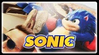 Nonton Sonic 2019 Movie   Original Poster   Jim Parsons Sonic Voice Was Considered     Rumour Film Subtitle Indonesia Streaming Movie Download