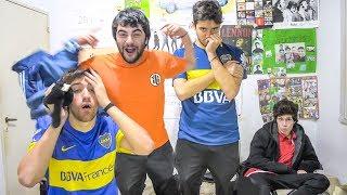 Video Huracán vs Boca | Torneo Argentino 2017 | Reacciones de amigos MP3, 3GP, MP4, WEBM, AVI, FLV Mei 2017
