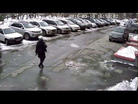 Видео с камеры CTV HDB361A SE при скорости 12 кадров