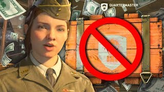 UPDATE: COD WWII Scandal, Leaked Division, New Event & Challenge Camos! (COD WWII War Machine)