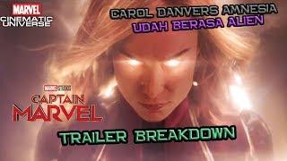 Video Carol Danvers Amnesia ?? Captain Marvel Trailer Breakdown   Marvel Indonesia MP3, 3GP, MP4, WEBM, AVI, FLV November 2018