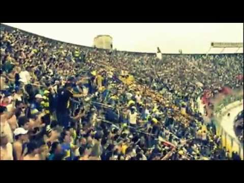 Video - Fiesta xeneize en el gallinero - La 12 - Boca Juniors - Argentina