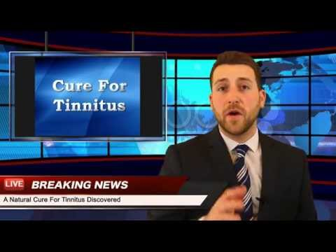 A Natural Cure For Tinnitus Discovered