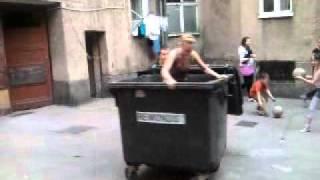 Polska, śmietnik i PATOLOGIA