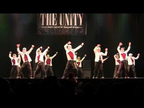 上宮中学校高等学校ストリートダンス部 Brave Shot (THE UNITY)