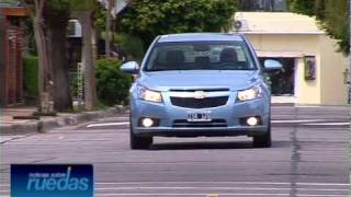 Chevrolet Cruze Test Drive