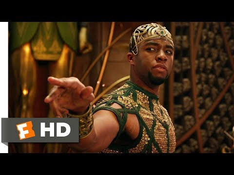 Gods Of Egypt (2016) - The God Of Wisdom Scene (6/11) | Movieclips