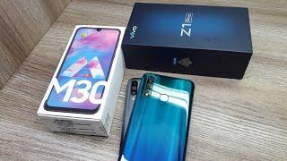 Vivo Z1 Pro vs Samsung Galaxy M30 - Which Should You Buy ?