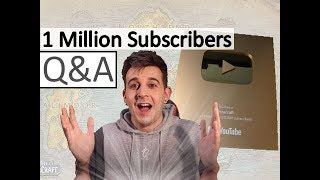 JERACRAFT 1 Million Subscriber Special / Q&A!!!!!