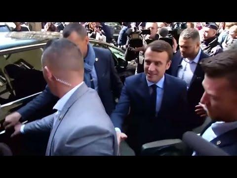 Präsidentschaftswahl 2017: Emmanuel Macron vs. Marine Le Pen - nach der Wahl ist vor der Stichwahl