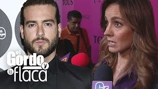 A Alejandra Barros le duele la situación de Pablo Lyle, quien fuera su hijo en una telenovela