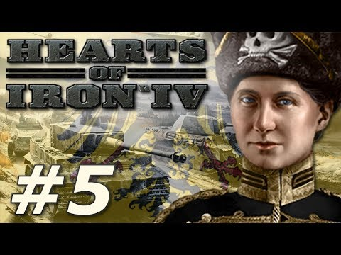 Hearts of Iron IV | Reviving the Holy Roman Empire - Part 5 (видео)