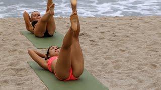 Video VR Bikini Yoga - Venice - Lesson 4: Abs MP3, 3GP, MP4, WEBM, AVI, FLV Juli 2019