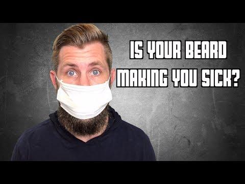 Beard oil - Are Beards Healthy? A Closer Look!!!