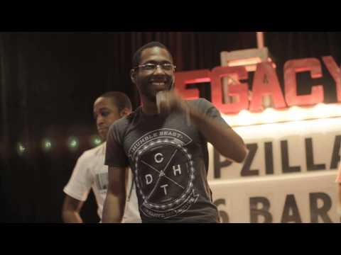 Rapzilla 16 Bar Challenge - Kaleb Starr vs B-Doe vs FilmedByH