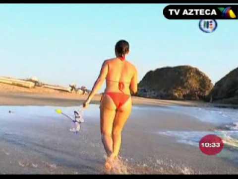 T  Bata Jalil En Bikini Desde Huatulco