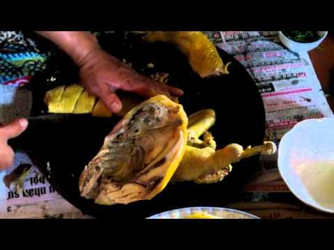 Cách chặt thịt gà ...chuẩn nhất phục vụTết đây :-))