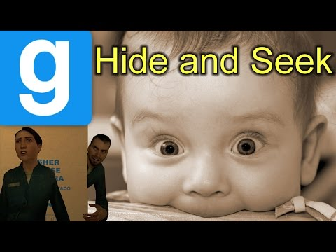 hide - I like to stare.... :) Like GMOD? Here is MOAR ▽ Hide and Seek ➙ bit.ly/1umaUj0 Murder ➙ http://bit.ly/Kd7sEI TTT ➙ bit.ly/WVaOlu Prop Hunt ➙ bit.ly/WJY94y Deathrun ➙ bit.ly/1p8a8je...