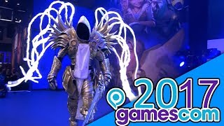 Trump's Commentary on the Blizzard Cosplay Contest from Gamescom 2017