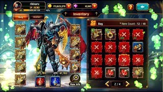 Video HAHA!! SUPPPER RICH!! Kritika The white Knights Android / IOS RPG gameplay Boss Trick MP3, 3GP, MP4, WEBM, AVI, FLV Desember 2018