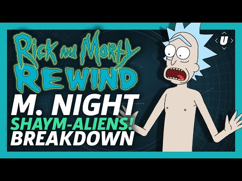 "Rick and Morty Rewind: Season 1 Episode 4 ""M. Night Shaym-Aliens!"" Breakdown!"