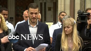 The parents of Charlie Gard have decided not to go forward with their efforts to take him to the United States for treatment after an assessment from a U.S. doctor.