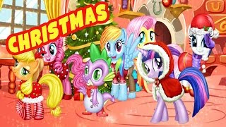 Christmas is coming! But ponies aren't ready for it at all. They haven't either Christmas tree, nor other decorations and gifts. How can they meet such a fun holiday? You have to help Rarity choose holiday costumes for all ponies and Spike, and turn their home into the most comfortable place for New year party!https://youtu.be/dpEMqDjdrhIEnjoy this game: http://www.fynsy.com/game/my_little_pony_new_year_partyWe all really love cartoons! That's for sure! Cartoon Games TV channel you can just find any children's games and videos from your favorite movies! Here it is easy to see the video of the children's games: My Little Pony friendship is magic, Monster High, Ever After High, Equestria Girls and Minions. Many cognitive games for every taste, picking puzzles, dolls, dress up games, review and cooking games - this is what you will always find in the Cartoon Games TV! This channel its best online games for girls and boys.Subscribe:  https://www.youtube.com/channel/UC6_HlI3Nbo2TF5vrMnz4hJg?sub_confirmation=1My Little Pony Friendship is Magic:https://goo.gl/3sHOA0Monster High and Ever After High:https://goo.gl/FgKtMQEquestria Girls:https://goo.gl/dXO18NReal movies:https://goo.gl/a6PLqfgames for girls to play, Dress up and MakeUP:https://goo.gl/R8kFKtBarbie games:https://goo.gl/5EvH1G