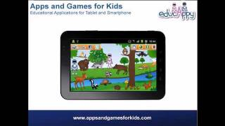 Wood Animals Sound Cards Free YouTube video