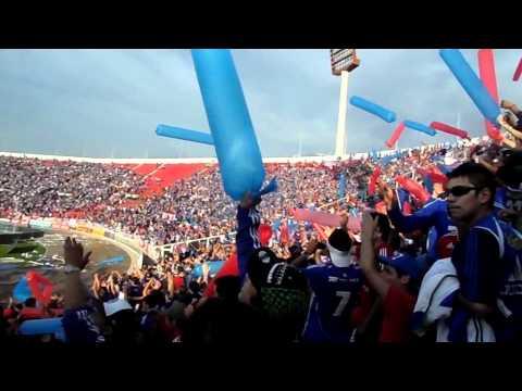 Video - Salida Los de Abajo / U de Chile Vs Ohiggin's / Clausura 2011 - Los de Abajo - Universidad de Chile - La U - Chile