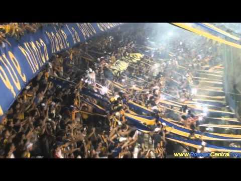 Video - La Hinchada Canalla (Los Guerreros) vs Patronato (03/12/11) - Parte 2 - Los Guerreros - Rosario Central - Argentina