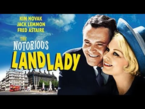 The Notorious Landlady (1962) 480p - Jack Lemmon, Fred Astaire - Comedy, Mystery