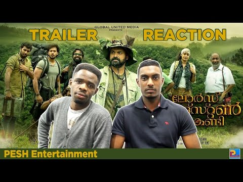 Lord Livingstone 7000 Kandi Trailer Reaction by Foreigners
