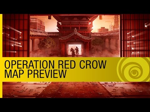 Tom Clancy's Rainbow Six Siege — Operation Red Crow Skyscraper Map Preview