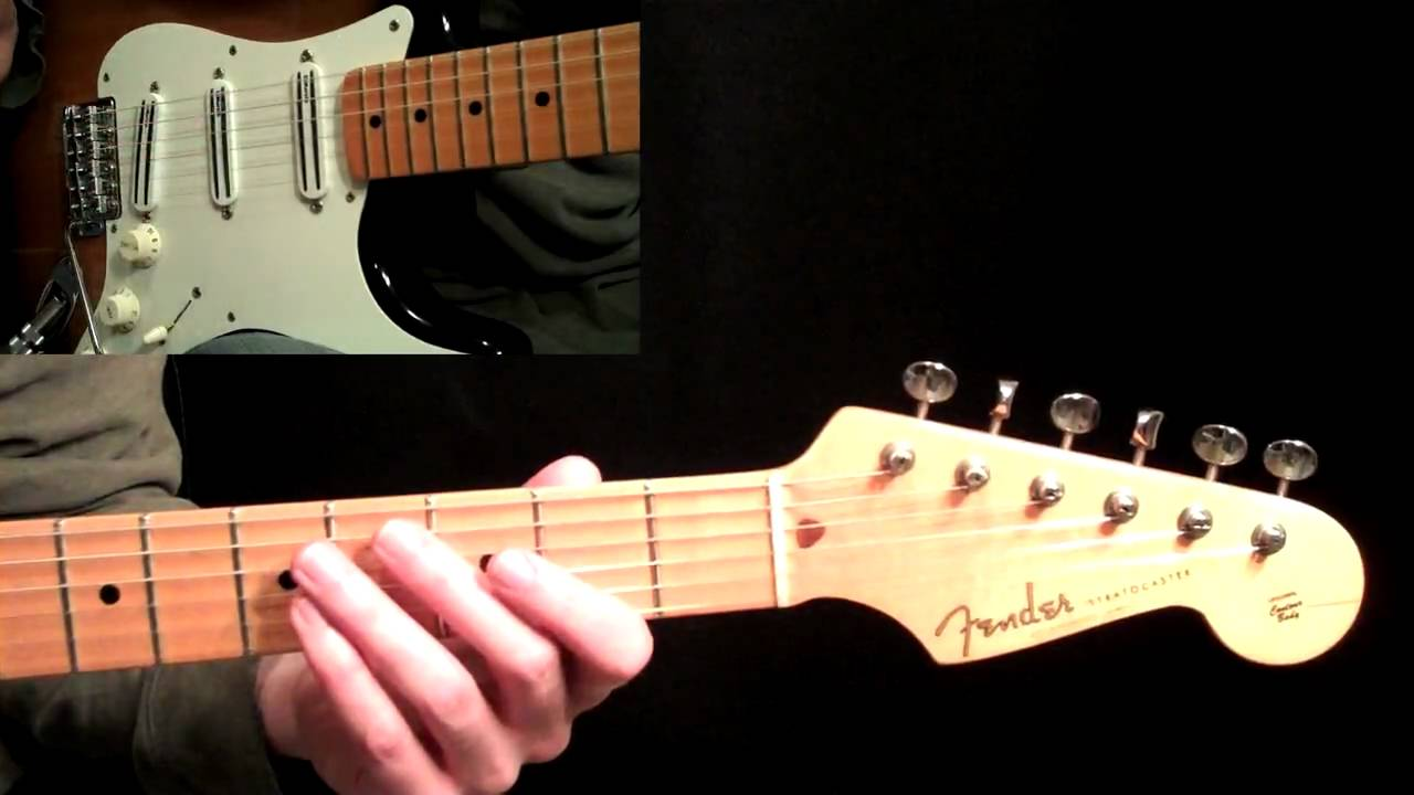 How To Tune A Guitar – Beginner Guitar Lesson