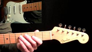 How To Tune A Guitar - Beginner Guitar Lesson