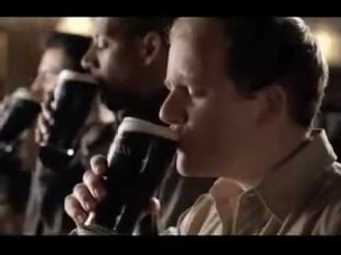 Funny Commercial Beer Guinness Evolution