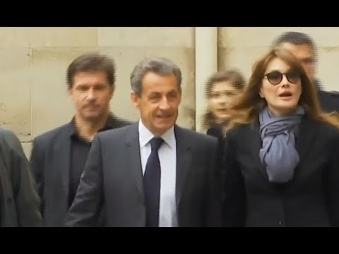 Sarkozy facing corruption trial