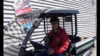 8. Kawasaki Mule Trail Ride