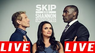 Undisputed LIVE HD 05/08/2019 - First Things First LIVE HD: Nick & Cris - Skip & Shannon on FS1