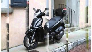 8. 2010 KYMCO People S 200 - Features & Specification