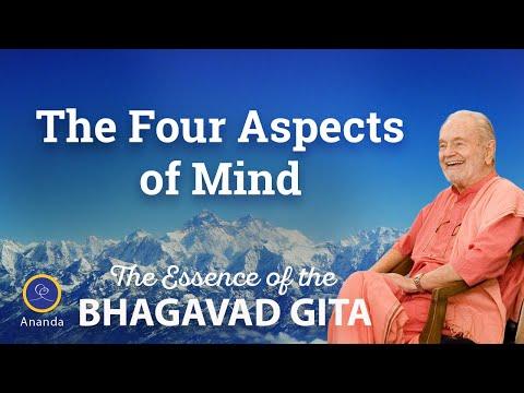 """The Four Aspects of Mind""  – The Essence of the Bhagavad Gita Explained by Paramhansa Yogananda"