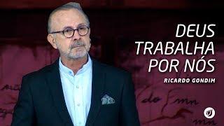 Neste vídeo Ricardo Gondim fala que Deus trabalha por nós.Este vídeo foi gravado no dia 23/07/2017, na Betesda do Jardim Marajoara no horário da manhã.