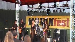 Video Nightwish revival Praha
