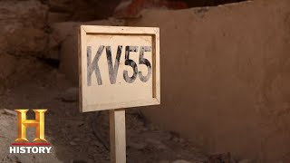 Ancient Aliens: KV55 (Season 12, Episode 13)   History