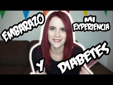 Embarazo y Diabetes mi experiencia!
