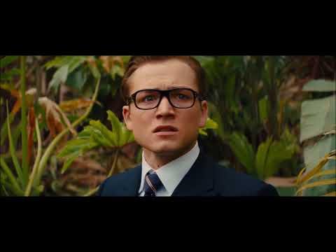 Kingsman: The golden Circle (8/10) movie clip