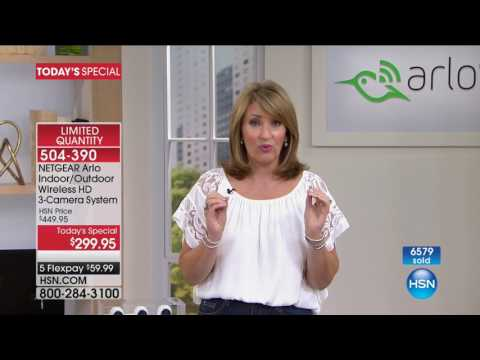 HSN | Smart Home Innovations featuring Arlo 06.18.2017 - 05 PM